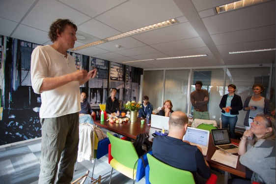 Waarmaakdag 13 september Leiden