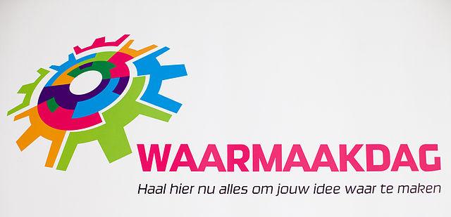Waarmaakdag-logo