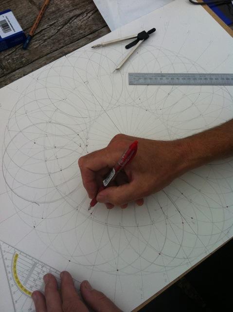 Workshop geocentrische Mercurius beweging construeren