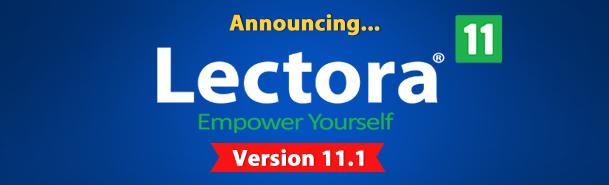 Lectora versie 11.1